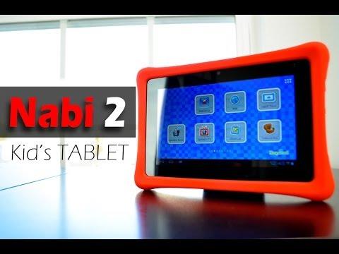 Nabi 2 Kids Tablet - REVIEWED