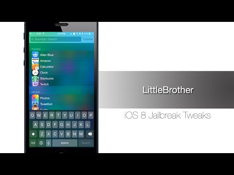 LittleBrother allows you to change the resolution on your iPhone - iPhone Hacks