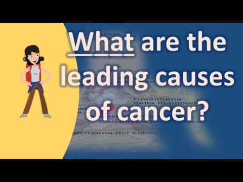 What are the leading causes of cancer ? |Best Health FAQS