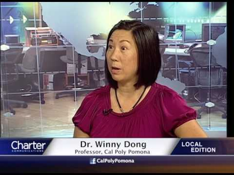 Charter Local Edition with Cal Poly Pomona Prof  Dr  Winny Dong