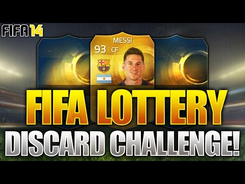 FIFA LOTTERY!!! MESSI!?! TOTS ON THE LINE!!! Fifa 14 Retro Team Of The Season Discard Pack Challenge