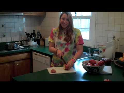 Grace's Kitchen apple chips