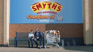 WWE Superstar's AJ Styles, Sami Zayn and Becky Lynch