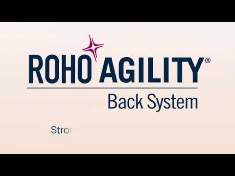 ROHO Agility Fixed Hardware Installation
