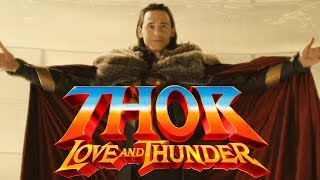 Download LOKI RETURNING In Thor Love And Thunder CONFIRMED By Major Plot leak Video