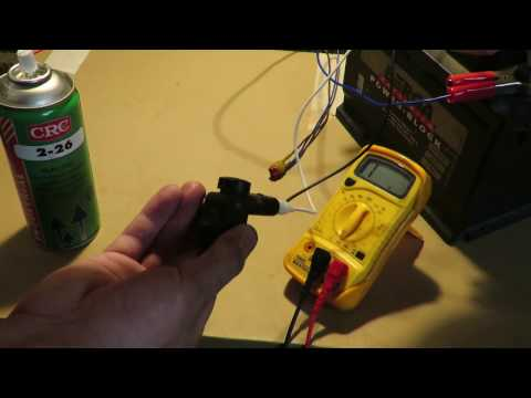 How to check, fix and clean vacuum solenoid for your car