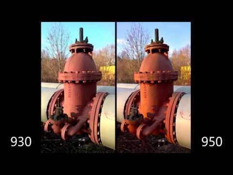 930 vs 950xl  Camera Comparison in daylight
