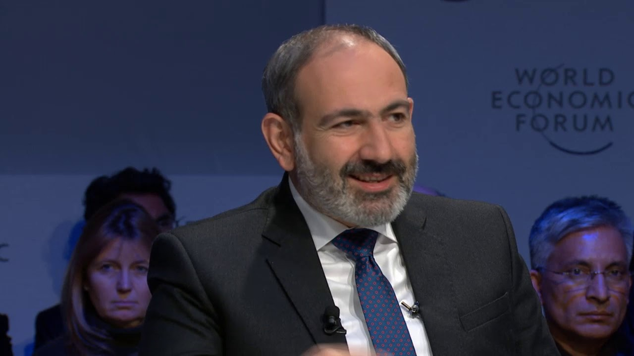 Davos 2019 - Shaping the Future of Democracy