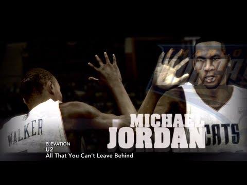 NBA 2K13 Michael Jordan Create a Legend