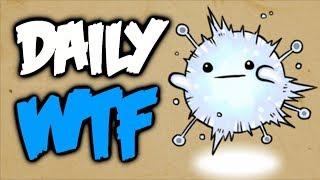 Dota 2 Daily WTF -  Wisp in troubles!