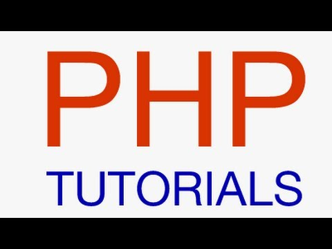 Php Tutorial - Array push and pop