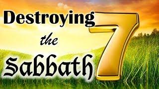 Destroying the Sabbath - Nader Mansour