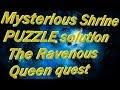 Download  Pathfinder: Kingmaker - Mysterious Shrine Puzzle solution - The Ravenous Queen quest MP3,3GP,MP4
