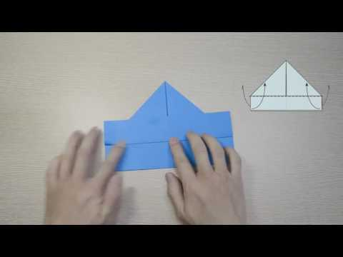 Easy Ways to Make Origami Boat Floating Wikipedia ( HD )