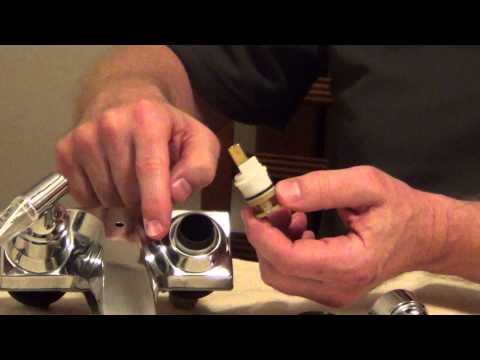 How to Fix a Leaky Delta Faucet - Delta Faucet Dripping