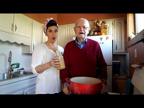 How to make awesome  gravy. Part II of II: Gluten Free Gravy