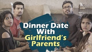 Dinner Date with Girlfriend