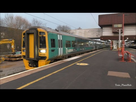 Trains at Birmingham International | 11/03/17