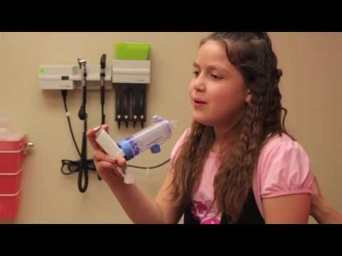 Asthma Spacer and Asthma Inhaler - for Kids with Asthma