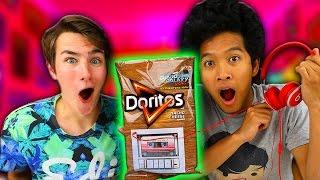 Doritos Made Smart Chips? ft Marlin