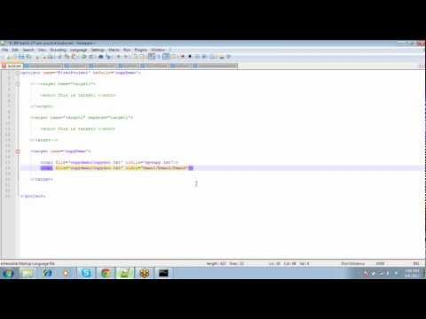 Apache ANT - step-by-step-build-script-java-project-Session 2/3