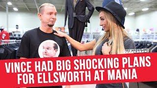 Vince McMahon Had Big Shocking Plans For James Ellsworth At WrestleMania