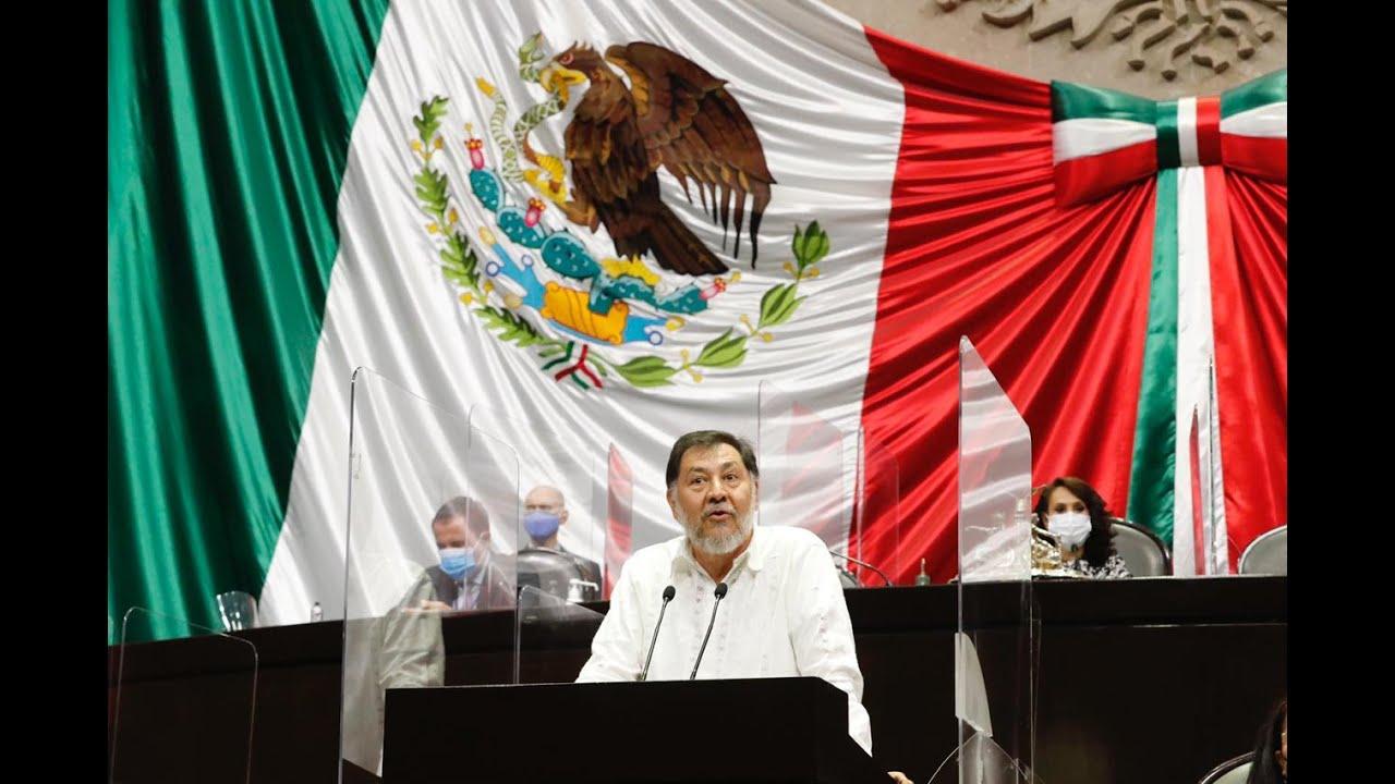 Dip. Gerardo Fernández Noroña (PT) - Lineamientos emitidos por el Instituto Nacional Electoral