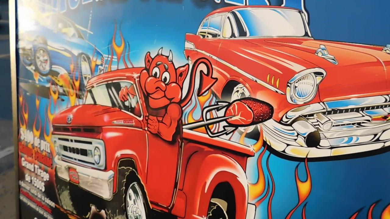 MONDAY Cruise Smoke Meat Pete's