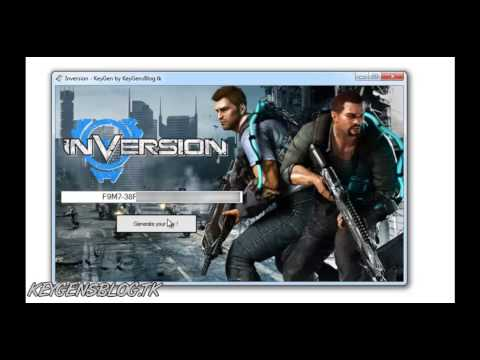 Inversion -- KeyGen