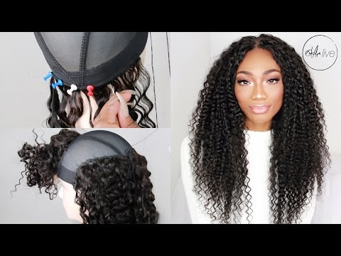 HOW TO MAKE A WIG (WITH A LACE CLOSURE & BUNDLES) | START TO FINISH! • BEAUTY FOREVER HAIR!