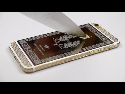 18 carat gold iphone 6