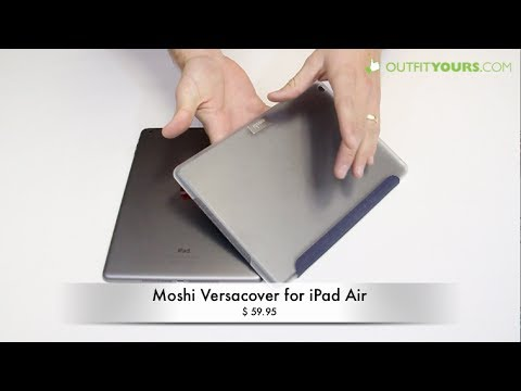 Moshi Versacover for iPad Air- The Best iPad Air Case