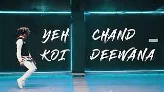 YEH CHAND KOI DEEWANA HAI    POPPING DANCE COVER    POP MAHESH SHARMA