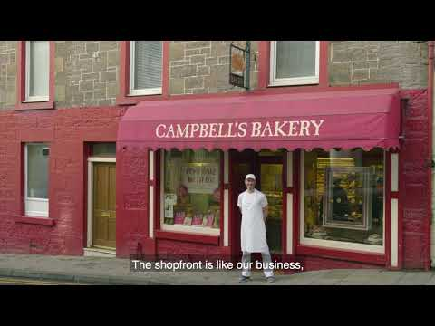 A History of Scotland's Shopfronts