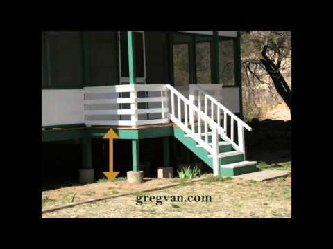 Do You Need A Porch Guard Rail? - House Construction