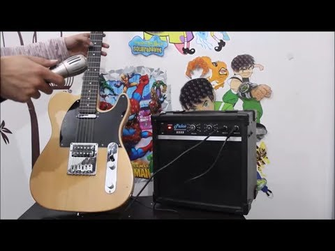 Best Budget Electric Guitars in INDIA - VAULT TL1 Telecaster - Hindi unboxing and playing