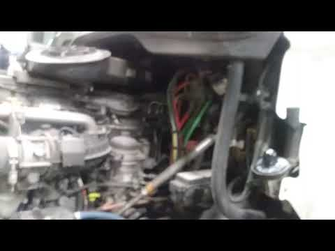 How to replace a power steering filter-Freightliner