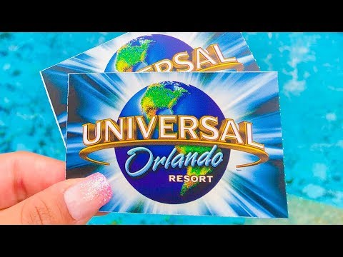 Universal Orlando + Islands of Adventure VLOG | May 2018