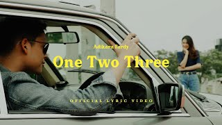 Adikara Fardy - One Two Three