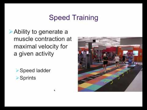 Learn how to plan and write strength and fitness programs video 1