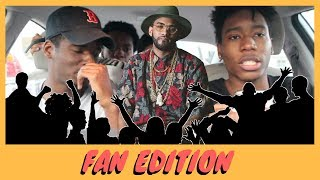 Aux Battle - HYPE SONGS Part 3 (With FANS!!) FT Drake, 6ix9ine, November, more