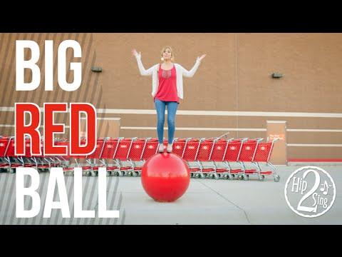 BIG Red Ball (Miley Cyrus - Wrecking Ball Parody) | Hip2Save