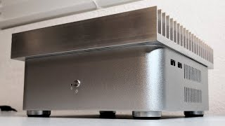 Building And Testing A Fully Silent Fanless PC Custom Design