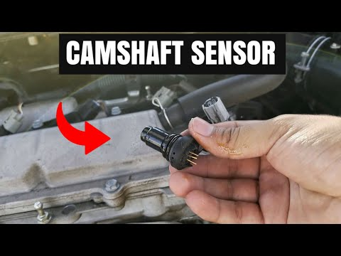 How To Replace A Camshaft Position Sensor On A Scion tc! Toyota & Lexus 2.5 V4   P0368