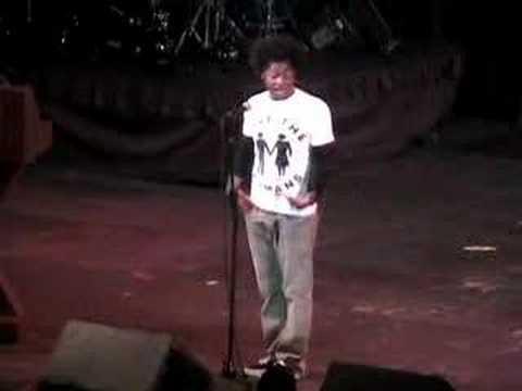 Powershift Slam Poetry
