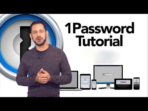 1Password Full Class - Store Your Passwords Easily and Securely