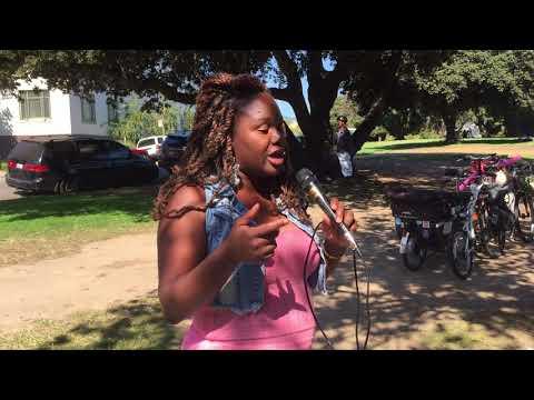 Oakland Breastfeeding Festival 2017 - Speaker Brandi Gates ILBLC
