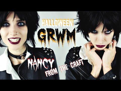 Halloween GRWM   Nancy from The Craft