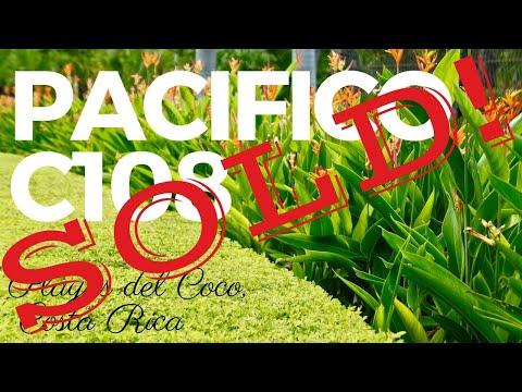 *** FOR SALE *** Pacifico C108 – Playas del Coco, Costa Rica
