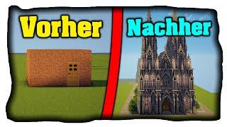 Minecraft Deutsch Haus Bauen Videos Ytubetv - Minecraft haus zum bauen